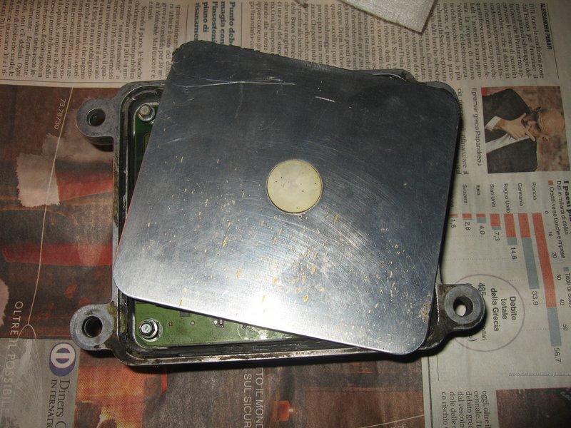 riparazione ISUZU 16267710 - 8971891360