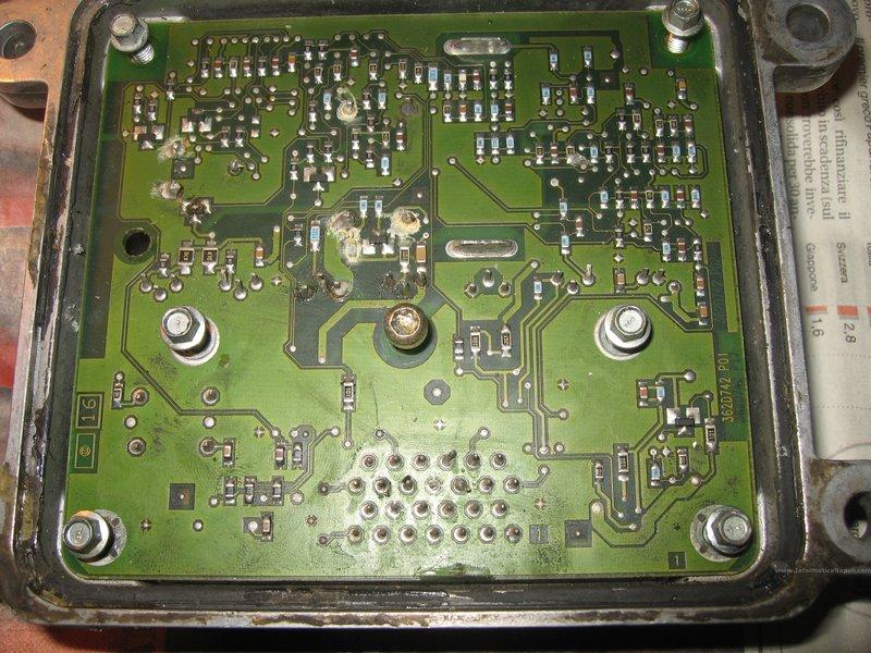 come riparare ISUZU 16267710 - 8971891360