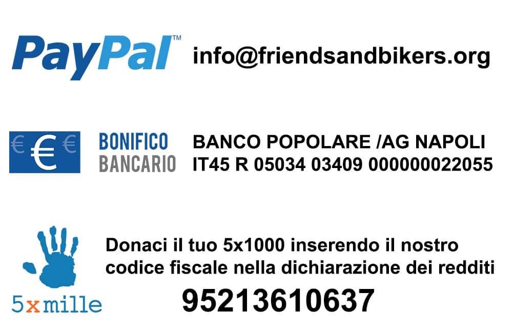 donazione onlus napoli