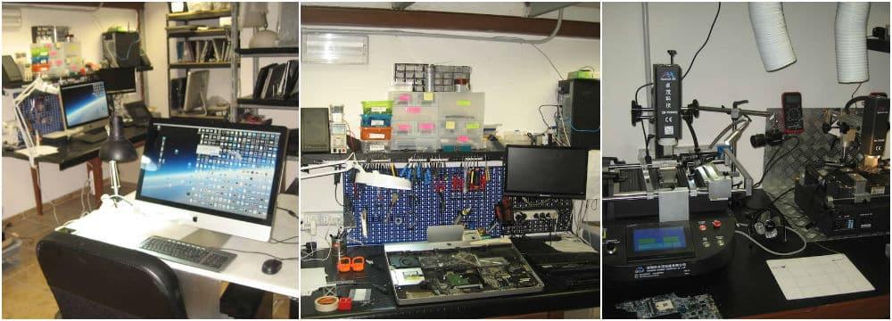 Laboratorio Assistenza Apple