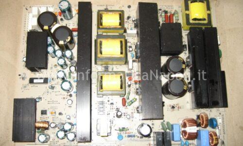 Riparazione PSU 6709900023A 6709900019A TV LG 42PC1RV
