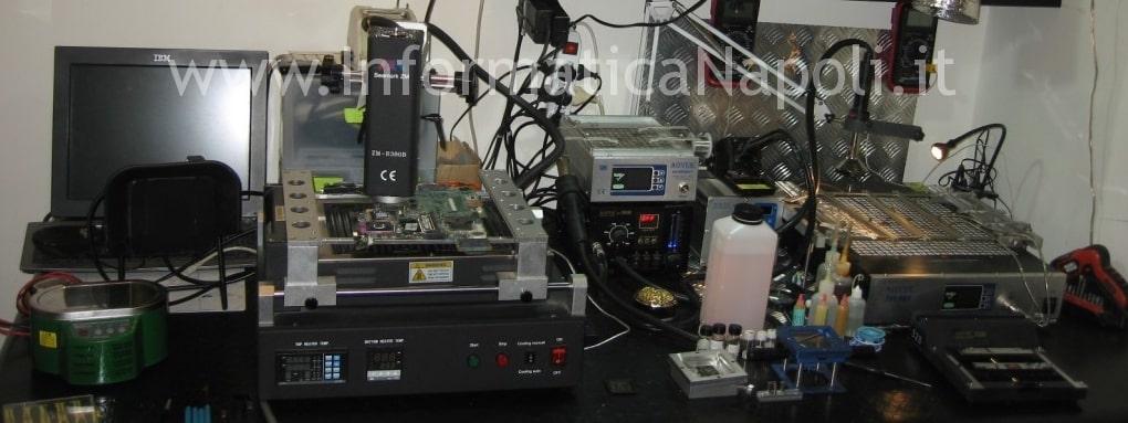 Laboratorio assistenza informatica