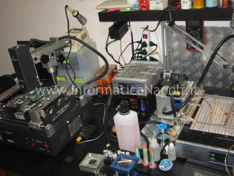 laboratorio reballing