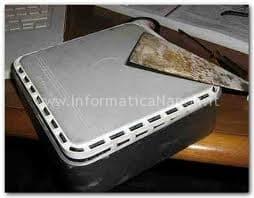 Come aprire il Mac Mini
