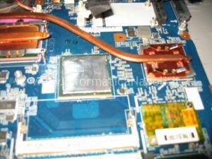 secondo dissipatore GPU Nvidia GeForce SONY VAIO
