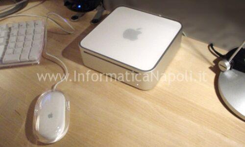 Apple MacMini G4 con problemi al video