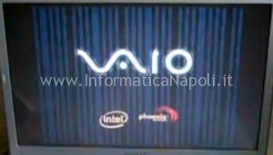 Un Sony VGN-NR21Z NON funzionante