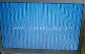 Sony Vaio VGN-NR31S si avvia con problemi alla scheda video NVidia GeForce