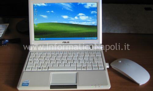 Come velocizzare un netbook ASUS EeePC 900 con SSD