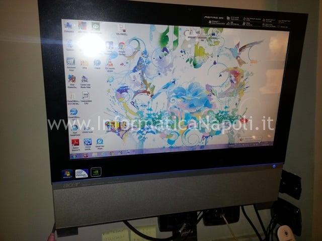 Assistenza Acer aspire z3731 napoli