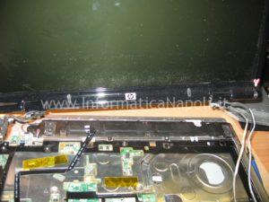 LCD HP DV 9700