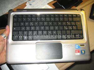sostituzione Tastiera hp dv-3 4010sl napoli