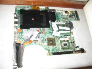 Processore CPU e GPU HP Pavilion dv 9000