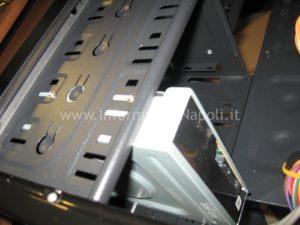 montare masterizzatore PC assemblato Napoli