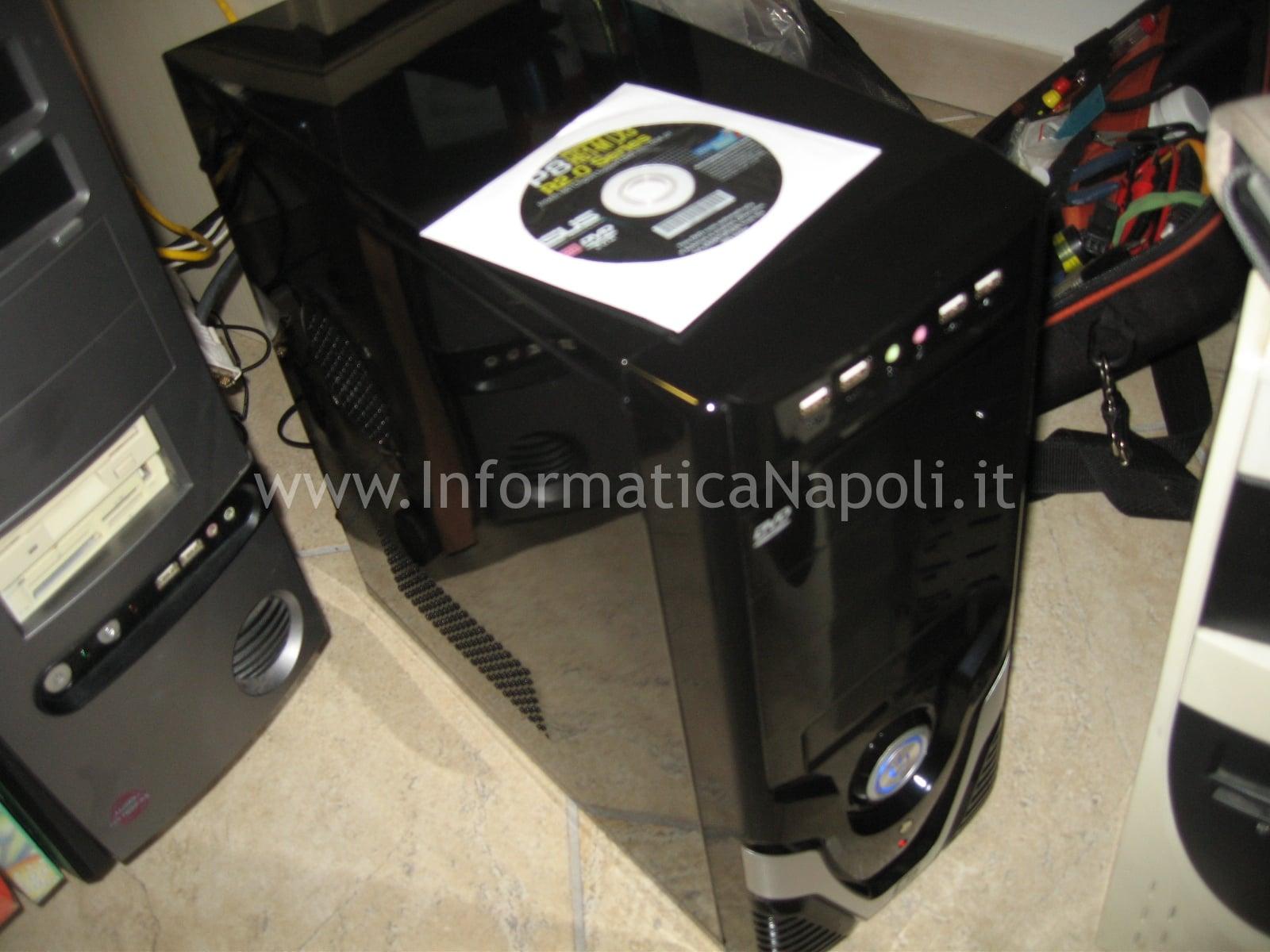 Computer assemblato Napoli
