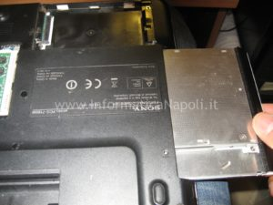 Lettore DVD Sony Vaio VGN-NW21MF