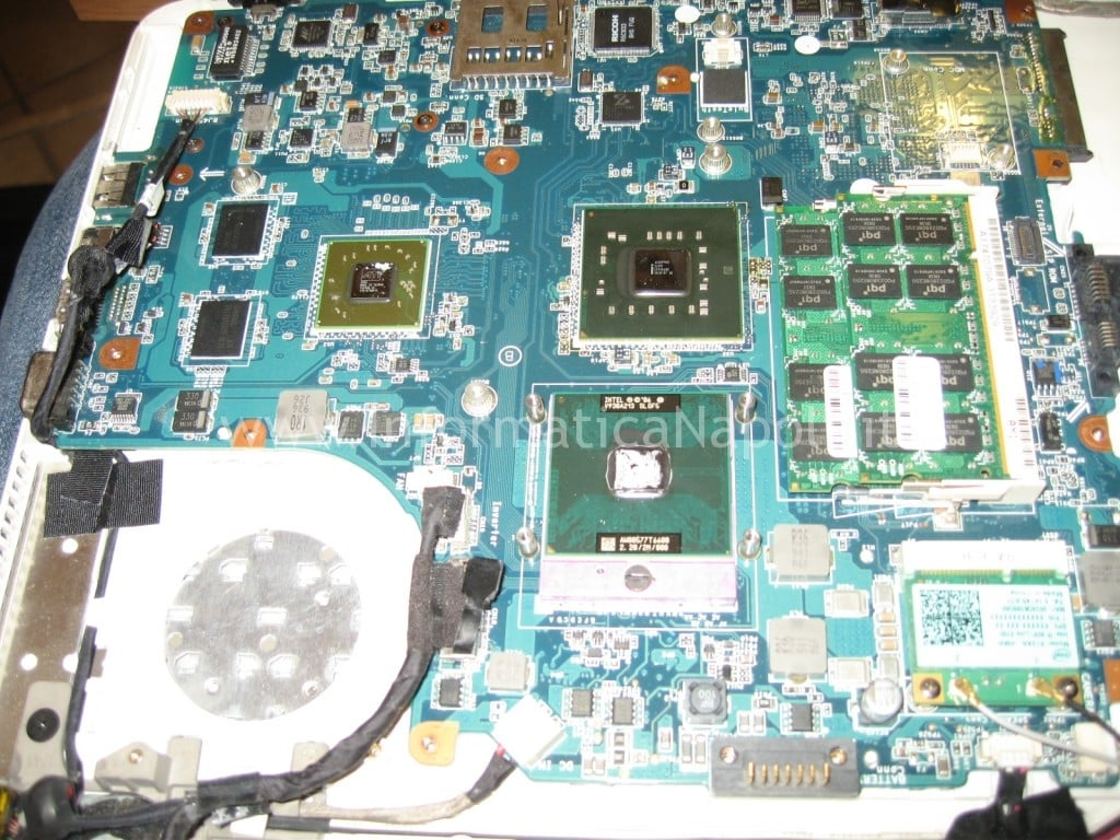 Motherboard Sony Vaio VGN-NW21MF