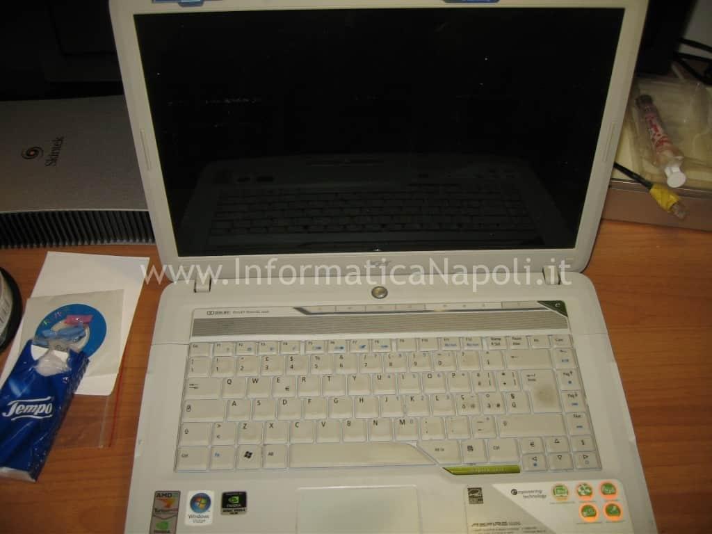 Ripristino Acer 5520G