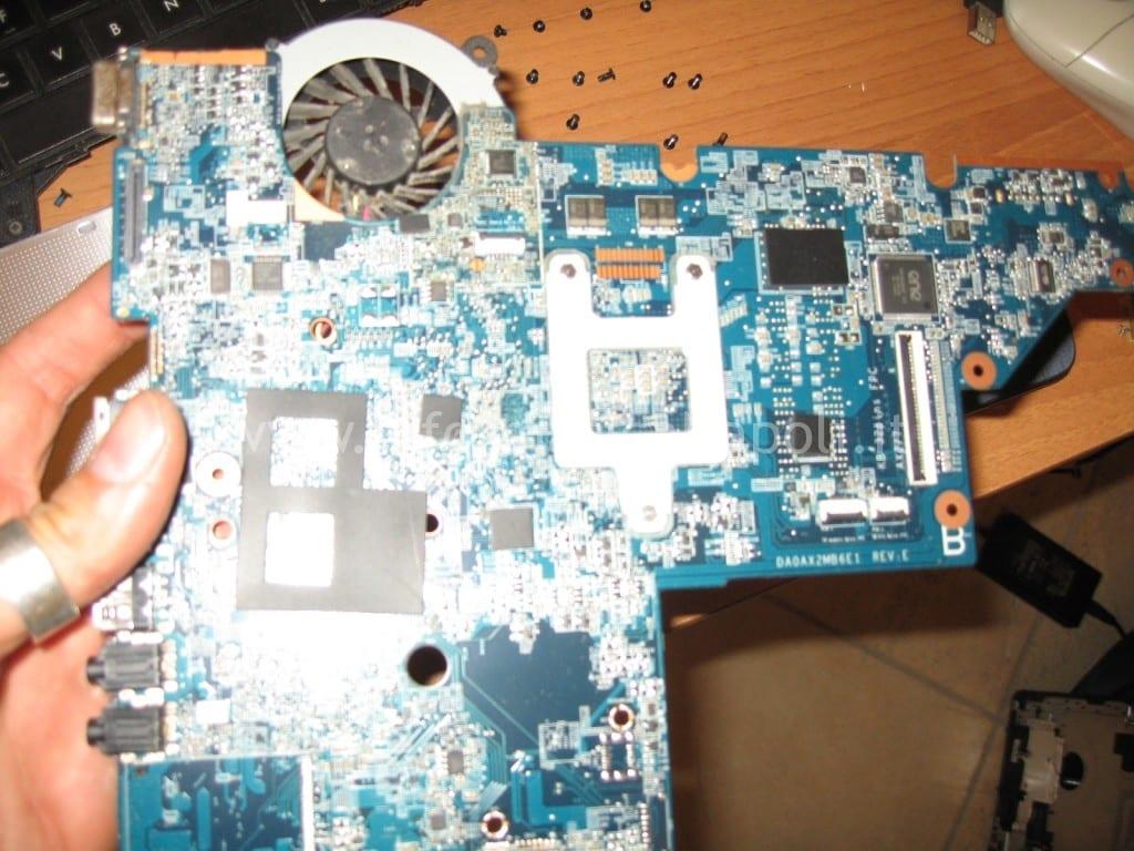 processore Compaq Presario CQ56