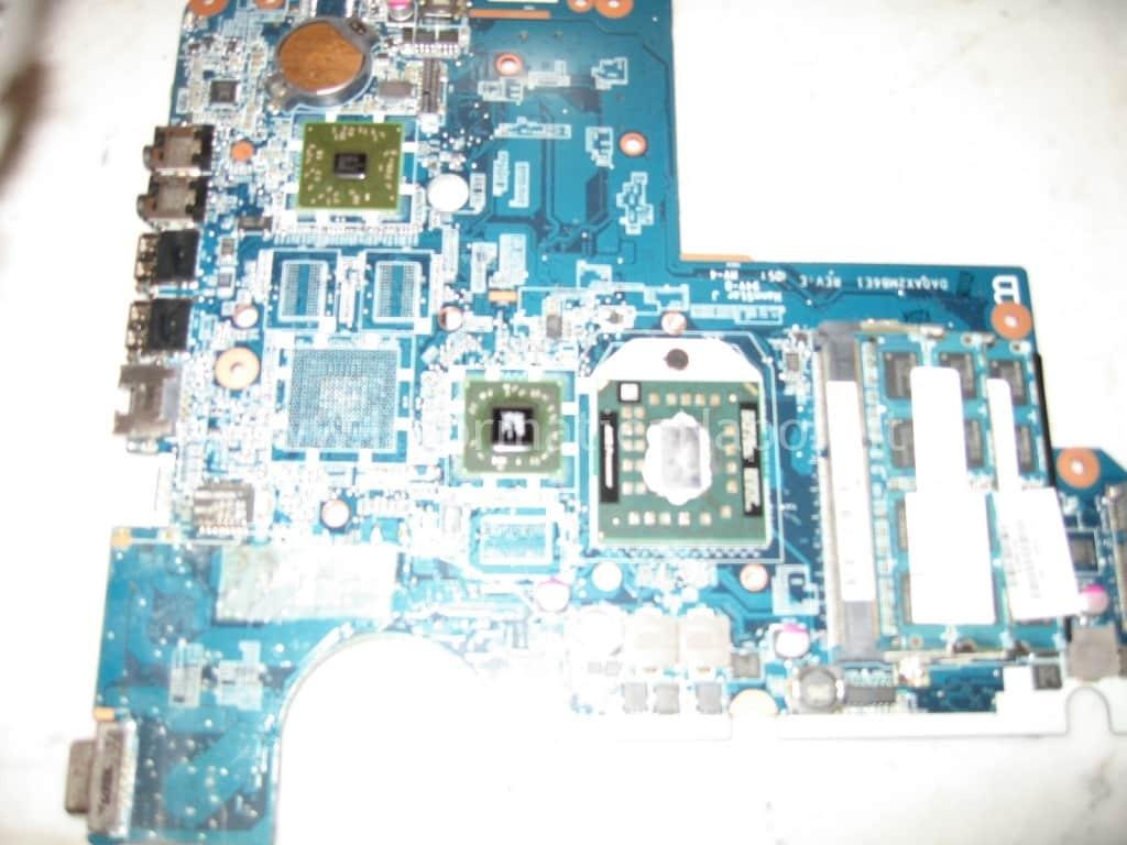pulire interno Compaq Presario CQ56