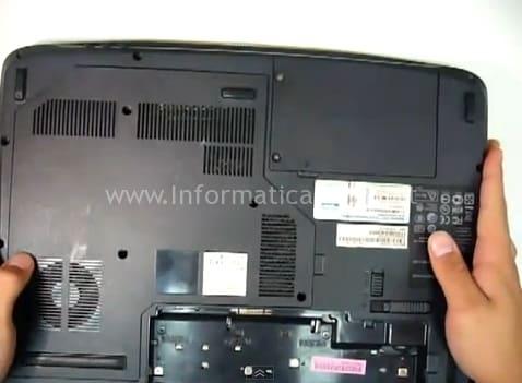 riparazione Acer 5520