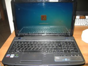 revisione Acer aspire 5738g