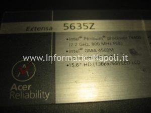 sostituzione lcd Acer 5635Z
