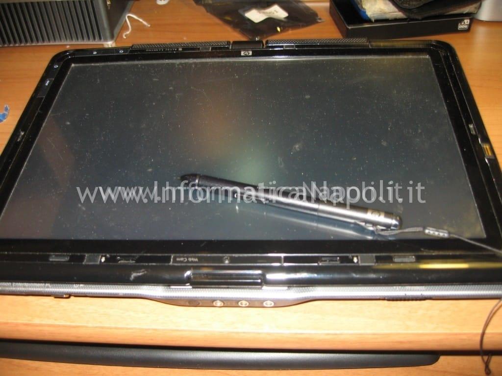 touch screen e pennino HP TouchSmart TX2