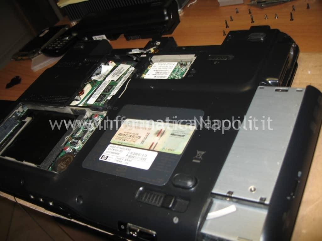 masterizzatore HP Pavilion TX 1000