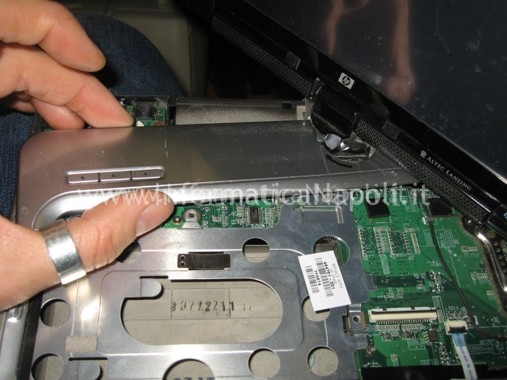 Touch screen HP Pavilion tx 2000