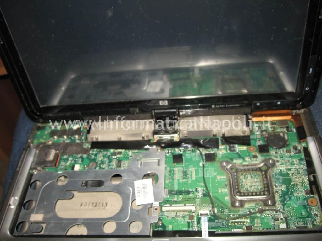 Riparare display monitor HP TouchSmart TX2