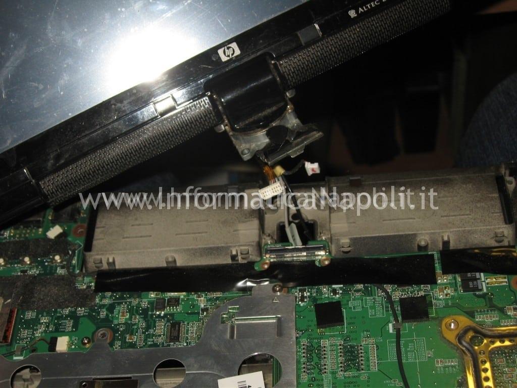 monitor touch screen HP TouchSmart TX2