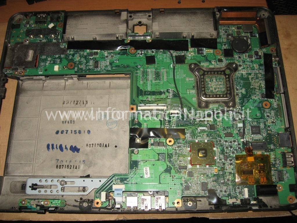 scheda madre HP TX 2000