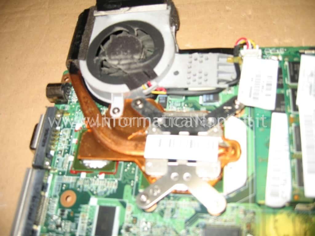 CPU e GPU HP Pavilion TX 2000