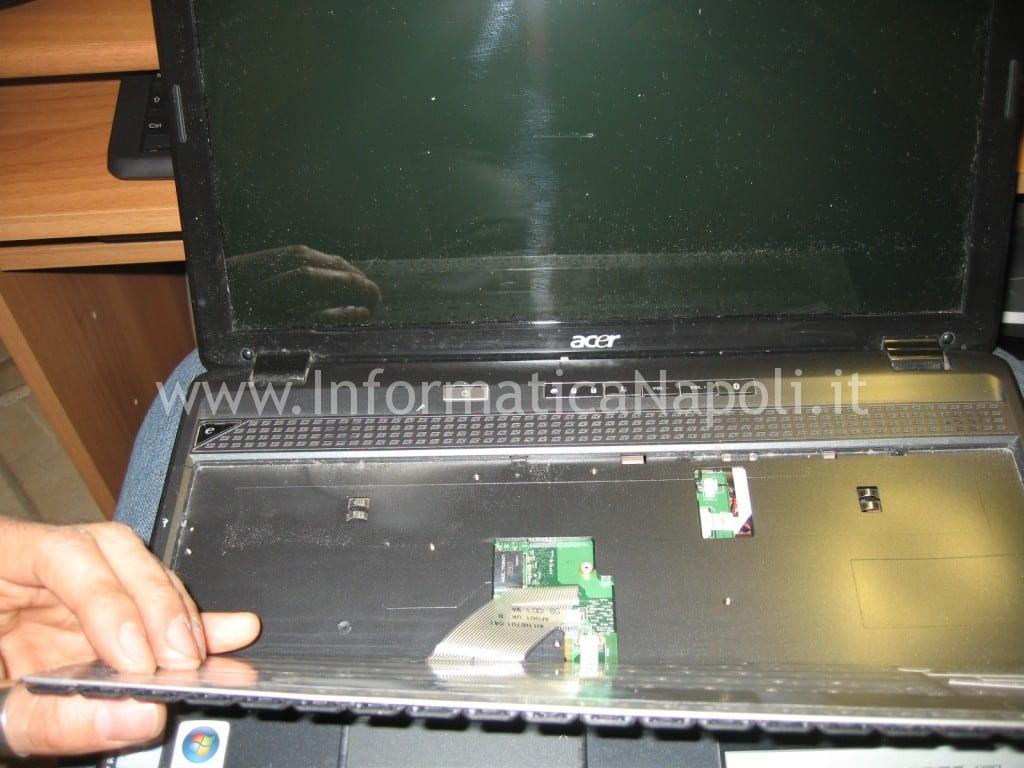 ripristinare Acer Aspire 5735Z