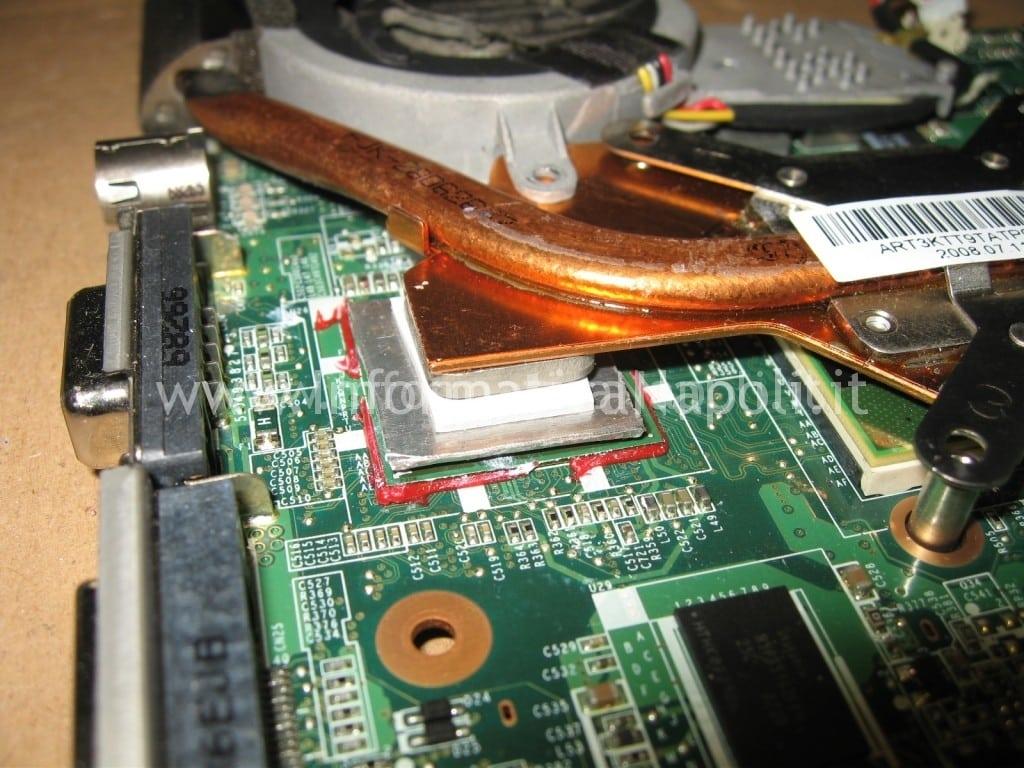 scheda grafica HP Pavilion TX 2000