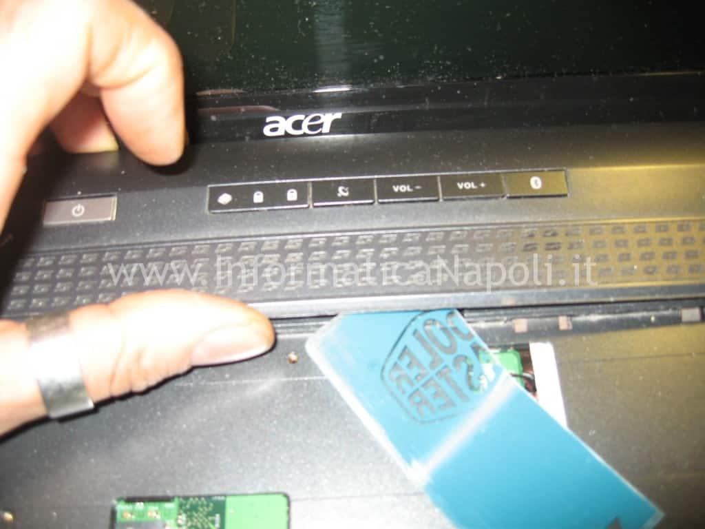 ripristinare Acer Aspire 5735Z napoli