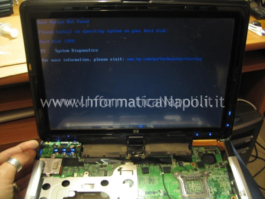 test video HP Pavilion TX 2000