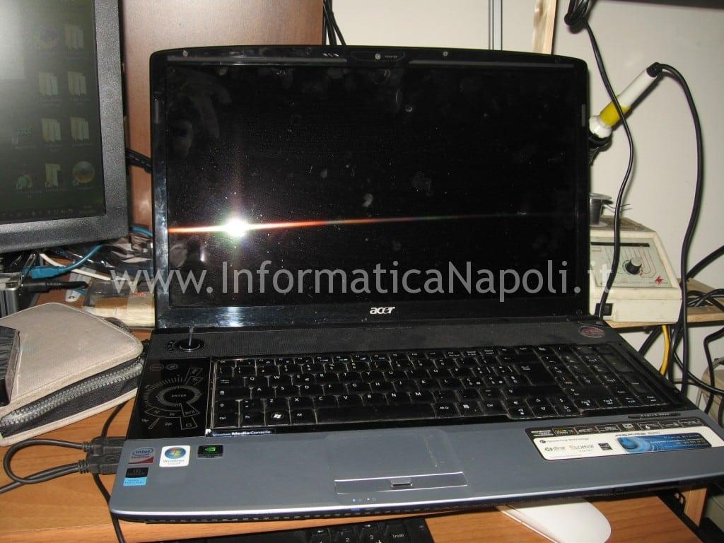riparazioni Acer Aspire 8920G napoli