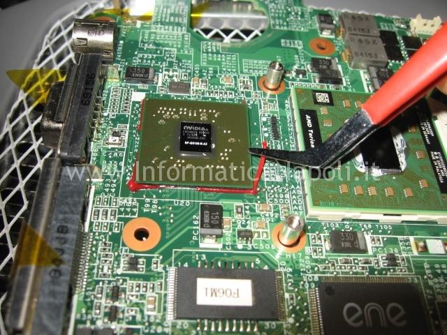 reball HP Pavilion TX 2000 TX 2500