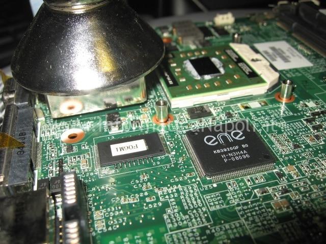 reflow reball HP Pavilion TX 2000 TX 2500
