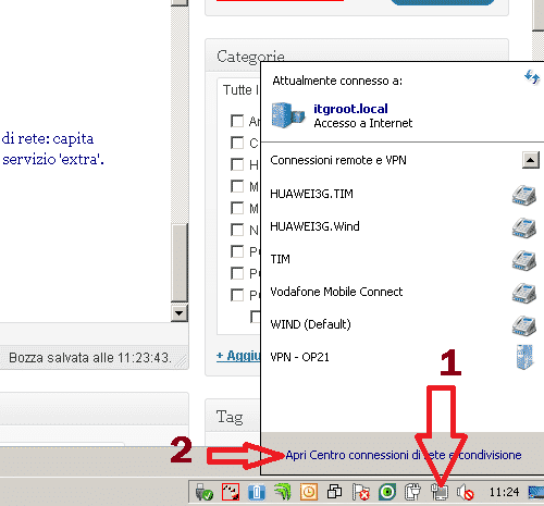 eliminazione virus problemi navigazione