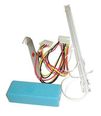 "kit pc neon modding inverter per TV LCD LG 17"" LGRZ-17LZ10"