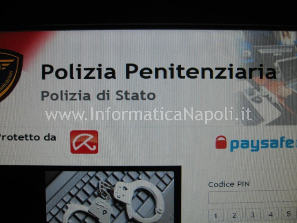 virus polizia penitenziaria polizia di stato