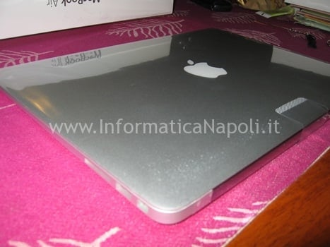 installazione macbook air napoli