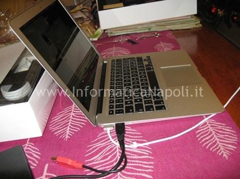 assistenza apple mac book air napoli