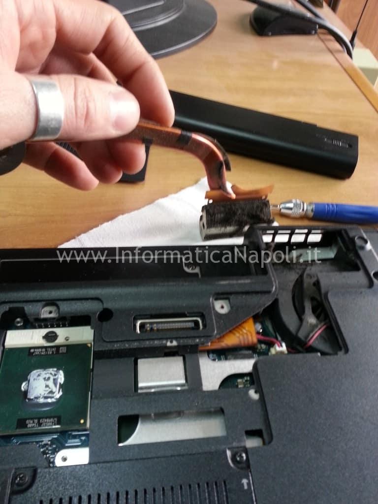 Riparare Sony Vaio  PCG-6q2m  VGN-SZ5MN