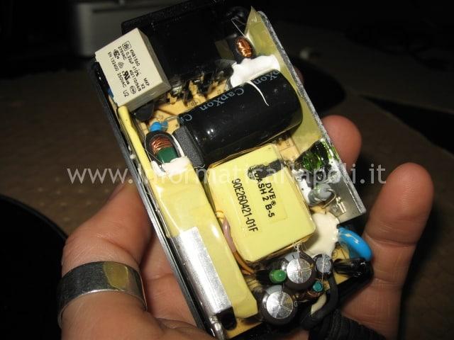 come riparare LG FLATRON L1760TQ
