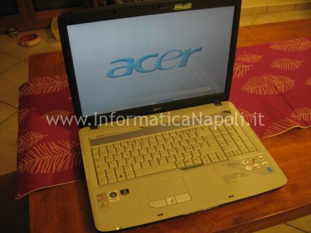 acer 7520 loop