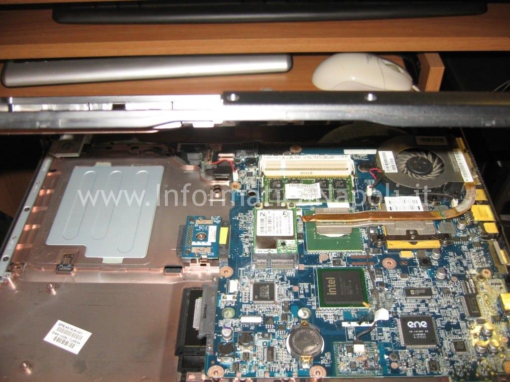 scheda madre HP 530